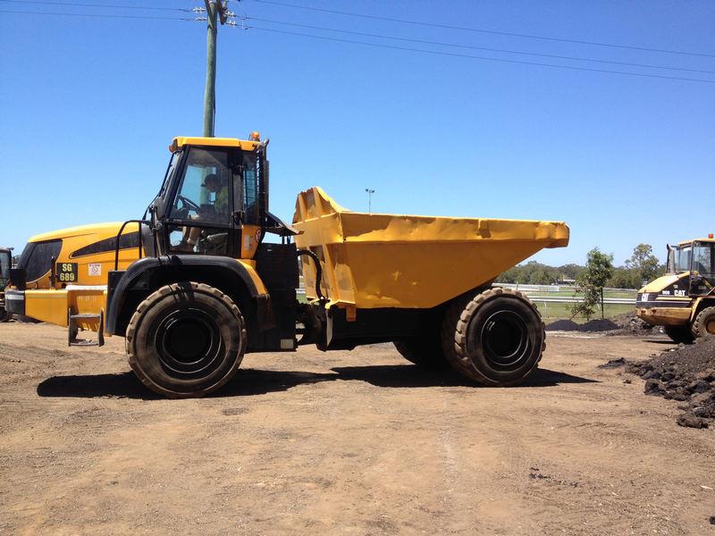 Rigid Haul Truck Operations Training