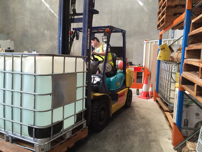 Caboolture Forklift Training