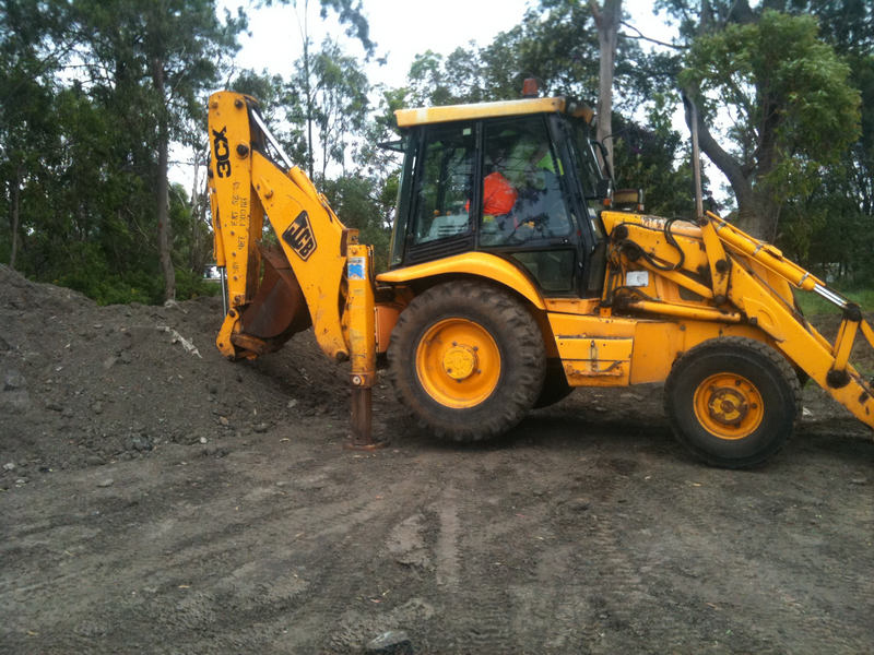 Backhoe/Loader Operations Training