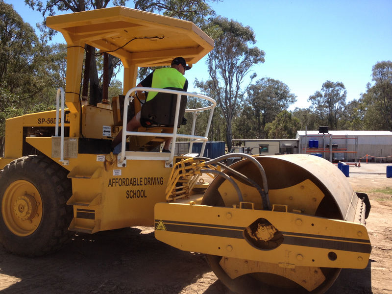 Roller Operations Training Heavy Machinery Courses