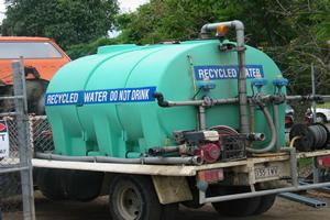 water cart operations - water cartage training